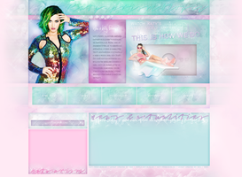 Ordered layout | Katy-prism.blog.cz by KeviWorldArt