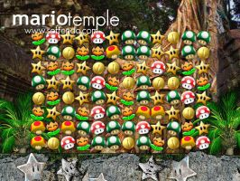 Mario Forever Temple of Stars2 by softendo