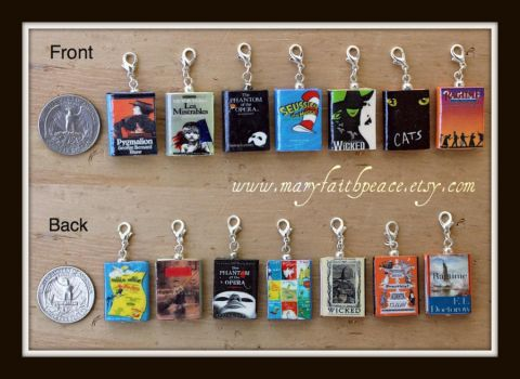 From BOOKS to BROADWAY COLLECTION by maryfaithpeace