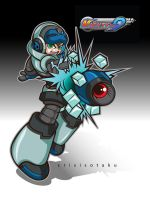 Mighty No. 9 by yourcris