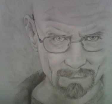 Walter White - Breaking Bad by M2Art
