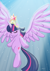 The Spark of Twilight by theX-plotion