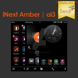 iNext Amber by anangsandii