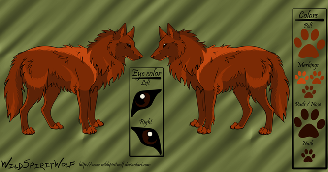 Wolf Andrew by MichiganWolf