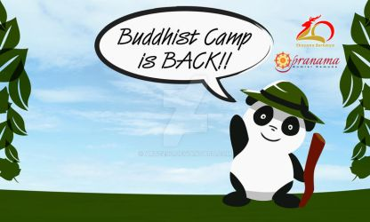 PortoFolio VEA's Event - Buddhist Camp 2015 by artzz90