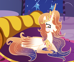Queen Galaxia by ThunderSpeedYT