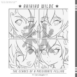 Akihiko Wilde - CD Simulator by iKouichi