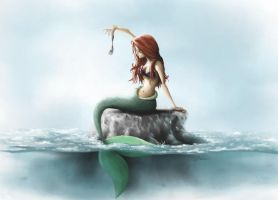 The Little Mermaid by Domiticus