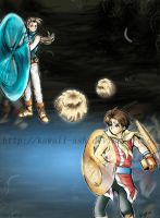 Suikoden II Buddy Attack by Kawaii-Ash