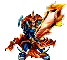 Flame Swordsman png by Carlos123321