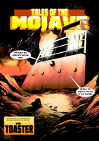 Tales of the Mojave: Toaster by EyeOfSemicolon