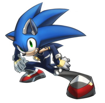 Sonic by inualet