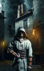 Still of the Night - Premade book cover by BookCoversArt