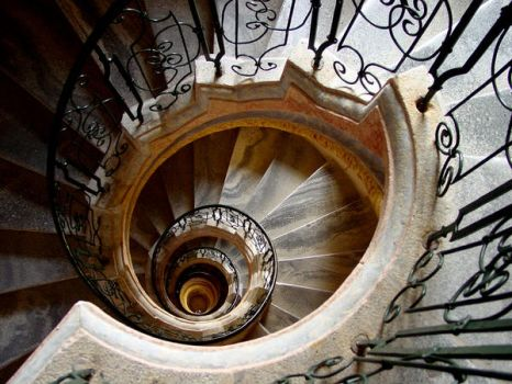 Spiral Staircase II by Glendor666