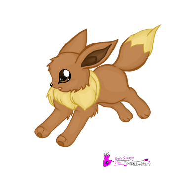 Eevee Contest Entry by Filly-Milly