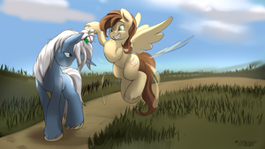 South and Windy by Noben