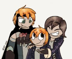 Atani's Family (FE:A) by ars-autem-lux