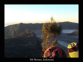 Mt Bromo 2 by indonesia