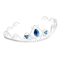 Snow queen's crown by chillydragon