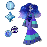 Star Moonstone by Aaron-Goforth