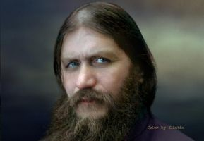 Grigori Rasputin 1916 by klimbims