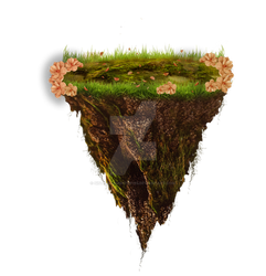 Floating Terrain png - 2 by Sisterslaughter165