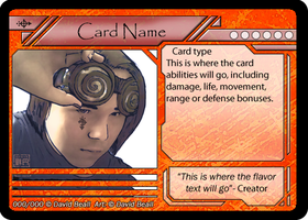 Card game template test by Bagel-Sama