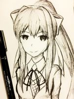 Monika by TruiArts