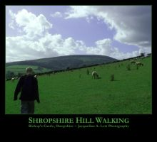 Shropshire Hill Walking by Isquiesque