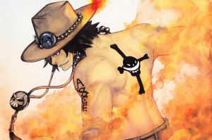 ACE - Watercolor by Dignity13