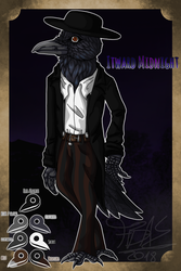.:[REF] ITWARD MIDNIGHT II SECONDARY FURSONA:. by Maniactheleader