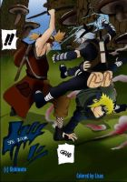 Complete: Kakashi and the 4th by kissableforehead