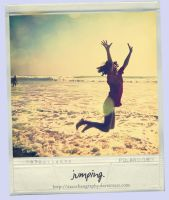 jumping. by xxecchangraphy
