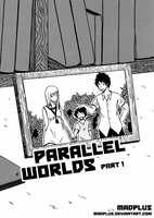 [Read Online] Parallel Worlds Part 1 by MysticPot