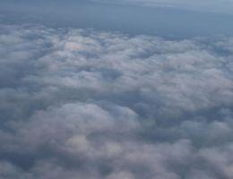 over the clouds stock 1 by Finsternis-stock