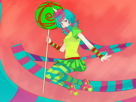 trickster by Maruta-chan6