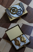 Steampunk Contact Case by Hiddendemon-666