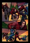 Night Wolf Comic Book Issue #2 Page 17 Colors by RAM-Horn