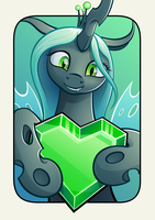 From Chryssy with Love by Dahtamnay