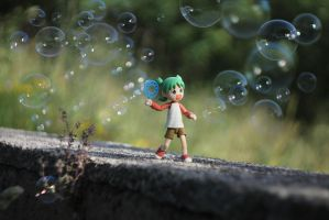 Soap Bubbles by Grishnakh666