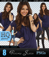 Victoria Justice png pack HQ by Sharah11