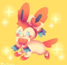 Sylveon by TogemissEve