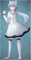 Commission - Afterglow-Weiss by Jadersmod