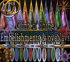 Glint 'n' Shine Resource kit by spacenewt