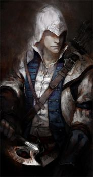 AC3 Connor by White-corner