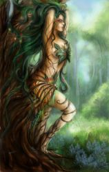 spirit of the forest by Tissia1229