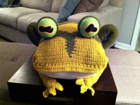 Hypnotoad Front by smapte