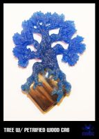 Tree of life wax by EagleWingGallery