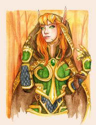 Eversong Woods by Daisy-Pushing