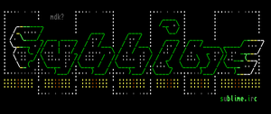 Sublime.irc - Logo by mdkathon